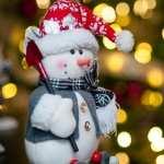 Snowman Photography hd