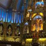 Notre Dame Basilica In Montreal wallpapers