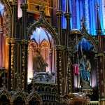 Notre Dame Basilica In Montreal new photos