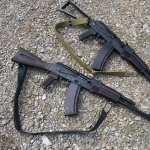 Akm Assault Rifle desktop wallpaper