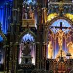 Notre Dame Basilica In Montreal new wallpaper