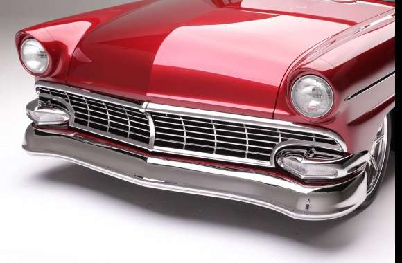 1956 Ford Victoria wallpapers hd quality