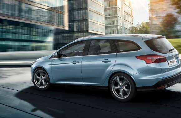 2015 Ford Focus Wagon