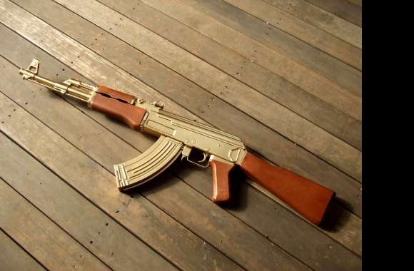 Akm Assault Rifle wallpapers hd quality