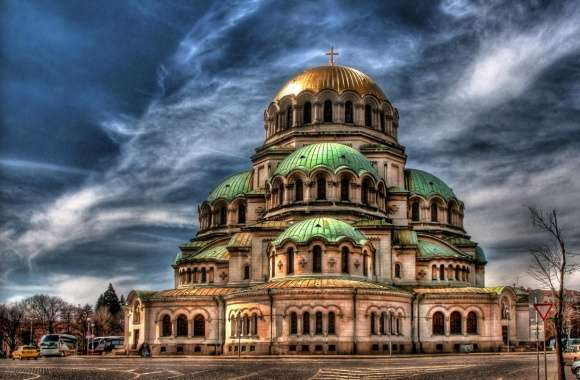 Alexander Nevsky Cathedral, Sofia wallpapers hd quality