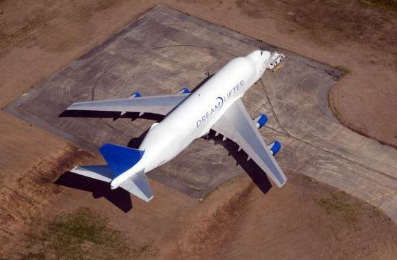 Boeing 747 Dreamlifter wallpapers hd quality