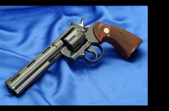 Colt Python Revolver wallpapers hd quality