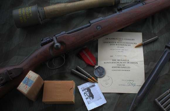 Mauser Rifle wallpapers hd quality