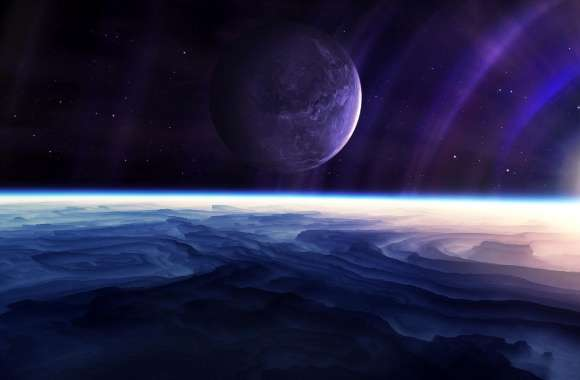 Planetscape Sci Fi wallpapers hd quality