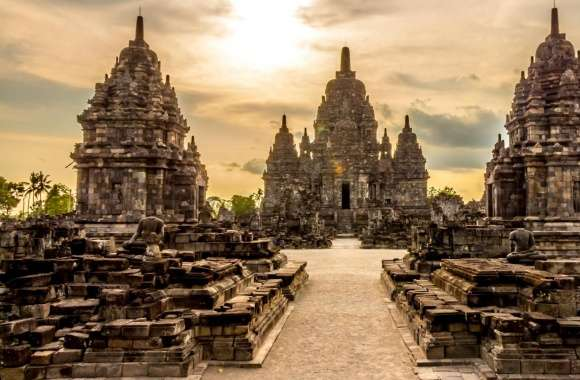 Prambanan Temple wallpapers hd quality