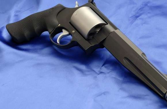 Smith and Wesson 500 Magnum Revolver
