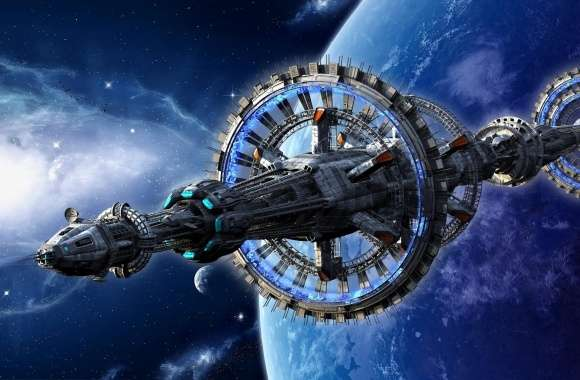 Space Station wallpapers hd quality