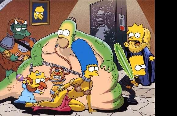 симпсоны фото ххх