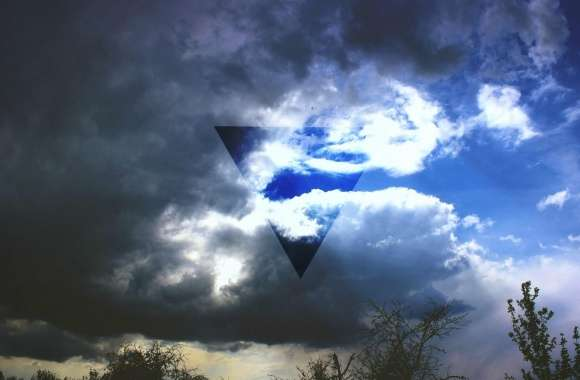 Triangle Sci Fi wallpapers hd quality