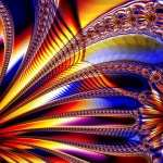 Fractal Abstract desktop wallpaper