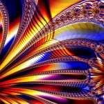 Fractal Abstract desktop wallpaper