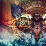 Butterfly Artistic widescreen
