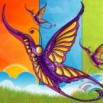 Butterfly Artistic free wallpapers