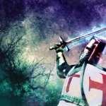 Knight desktop wallpaper