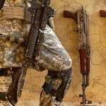 Akm Assault Rifle hd desktop