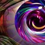 Eye Artistic widescreen