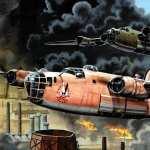 Consolidated B-24 Liberator photos