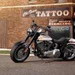Harley-Davidson Fat Boy hd photos