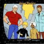 Jonny Quest background