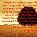 Anti Religious free
