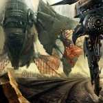 Steampunk Sci Fi desktop