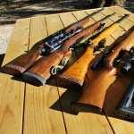 Rifle free