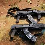 Akm Assault Rifle widescreen