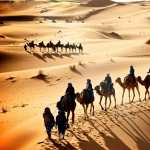 Caravan Photography hd wallpaper