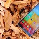 Samsung Galaxy widescreen