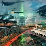 Spaceport Sci Fi new photos