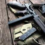 Submachine Gun new photos