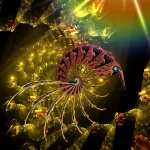 Abstract Sci Fi images
