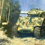 M4 Sherman hd desktop