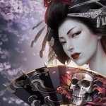 Geisha Fantasy high quality wallpapers