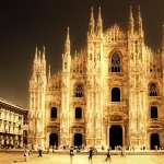 Milan Cathedral new wallpapers