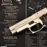 Sig Sauer Pistol background