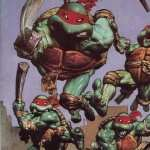Teenage Mutant Ninja Turtles desktop