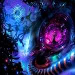 Abstract Sci Fi 1080p