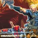 Cable and Deadpool pics