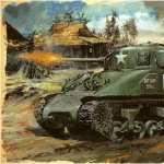 M4 Sherman photo
