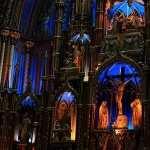 Notre Dame Basilica In Montreal desktop