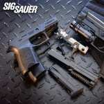 Sig Sauer Pistol wallpapers for iphone