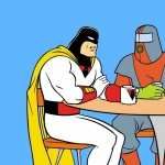 Space Ghost download wallpaper