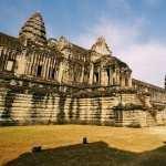 Angkor Wat hd wallpaper