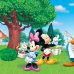 Mickey Mouse And Friends high quality wallpapers